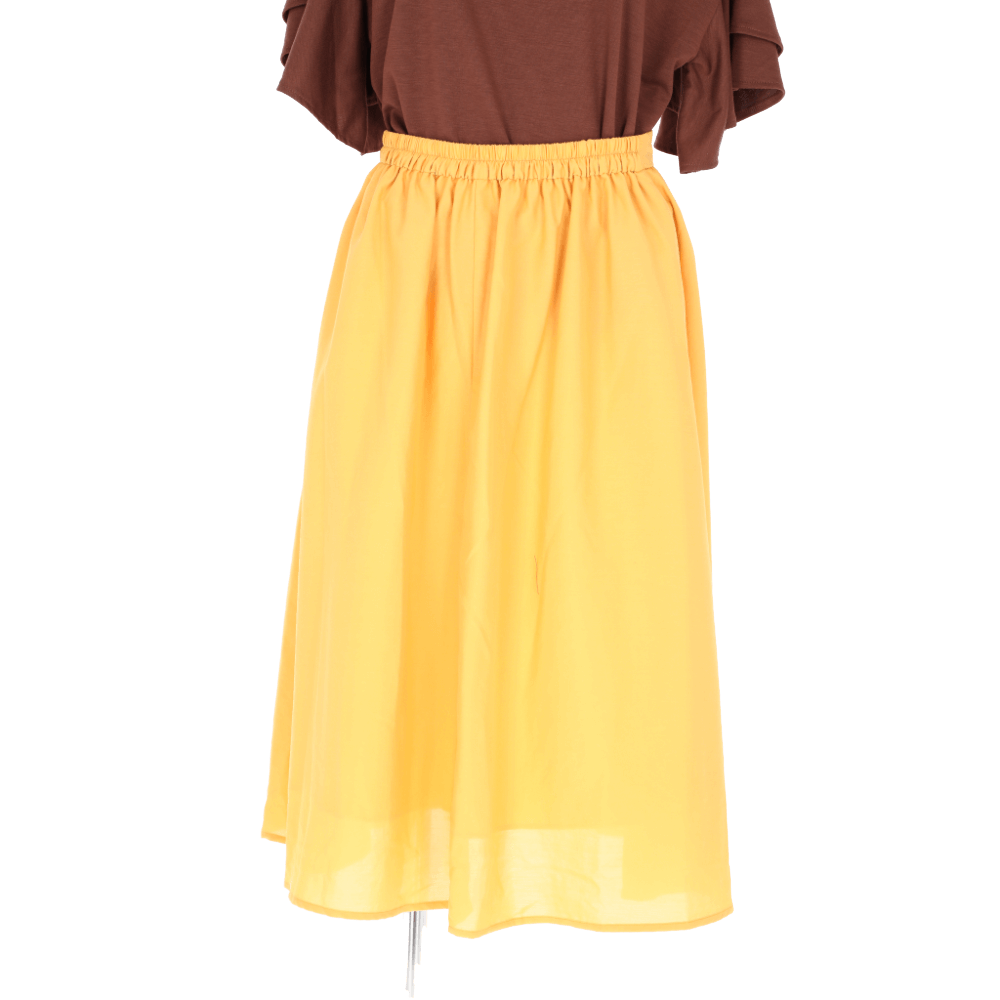 スカートの撮影サンプル1